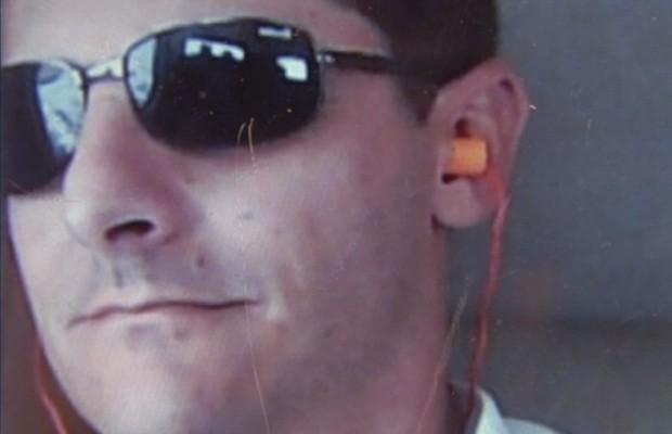 O piloto de Goiânia, Goiás, Reverson Bonan desapareceu após fazer voo em Ponta Porã, Mato Grosso do Sul (Foto: Reprodução/TV Anhanguera)