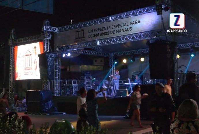 Feira gastronômica Passo à Paço comemora o aniversário de Manaus (Foto: Zappeando)