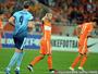 Tardelli marca e salva Shandong de derrota em casa na Champions