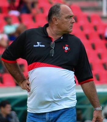 Ruy Scarpino é o treinador do Moto Club (Foto: Welliandrei Campelo / Moto Club)