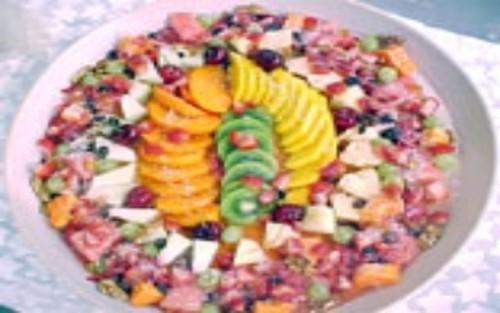 Salada de Frutas Exótica