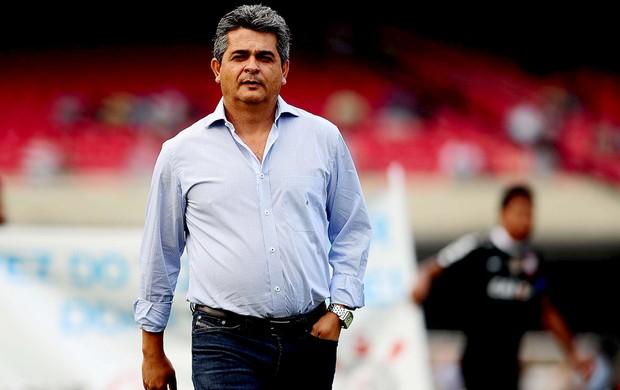 Ney Franco São Paulo jogo Corinthians (Foto: Marcos Ribolli / Globoesporte.com)