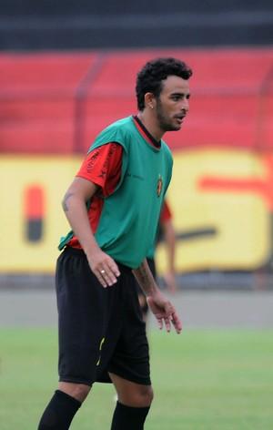 Naldinho sport (Foto: Aldo Carneiro / Pernambuco Press)