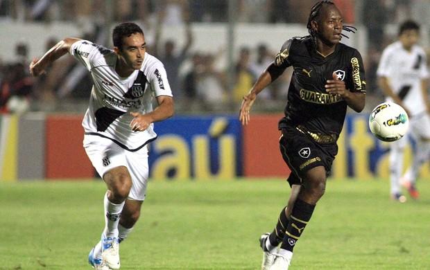 Andrezinho, Botafogo x Figueirense (Foto: Denny Cesare / Futura Press)