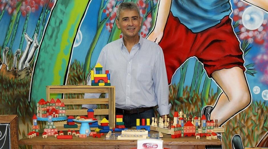 João Carlos Ebert, herdeiro e diretor de operações da Xalingo (Foto: Divulgação)