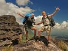 Casal aventureiro conhece mais de 50 países e todos os estados do Brasil