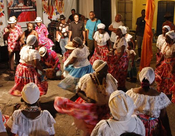 Tambor de Crioula, Blocos Tradicionais e show com artistas maranhenses estão na programação. (Foto: De Jesus/O Estado)