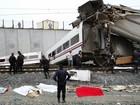Veja as principais catástrofes ferroviárias no mundo