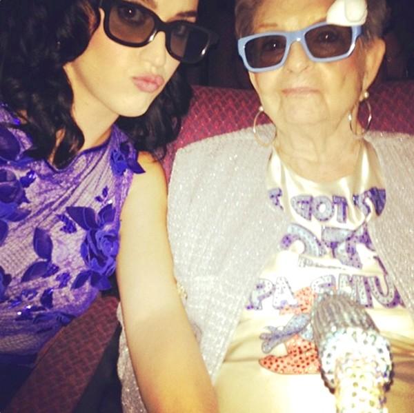 Katy Perry  (Foto: Instagram)