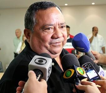 Ivan Guimarães (Foto: Adeilson Albuquerque/GLOBOESPORTE.COM)