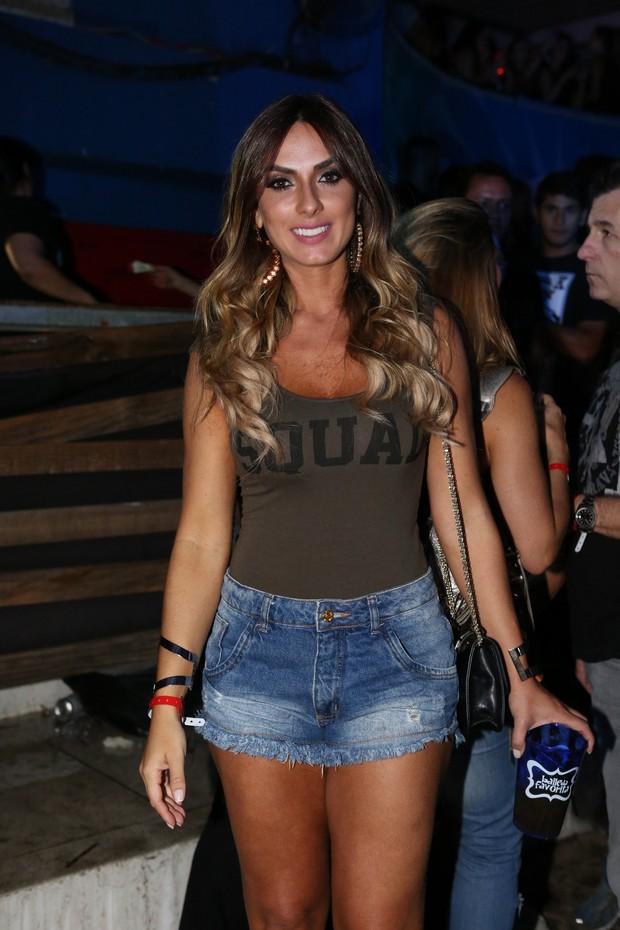 Nicole Bahls (Foto: Reginaldo Teixeira/ CS Eventos Divulgação)