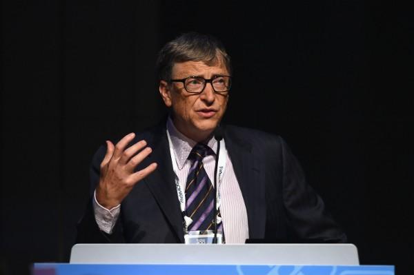 Bill Gates criou a Microsoft e é uma das pessoas mais ricas do mundo (Foto: Getty Images)