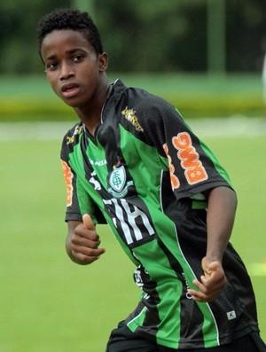 Antônio Francisco de Assis, do Sub-20 do América-MG (Foto: Arquivo Pessoal/Assis)
