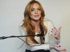 Lindsay Lohan conclui trabalho comunitário imposto por juiz dos EUA