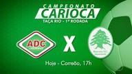 Cabofriense enfrentará Boavista nesta quinta pela Taça Rio