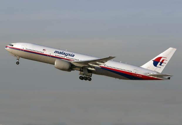 620 Foto de arquivo de 15 de novembro de  2012 mostra um Boeing 777-200 da  Malaysia Airlines decolando do Aeroporto Internacional de Los Angeles620 px (Foto: JoePriesAviation.net/AP)
