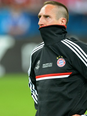 Franck Rib&#233;ry Bayern Chelsea (Foto: EFE)
