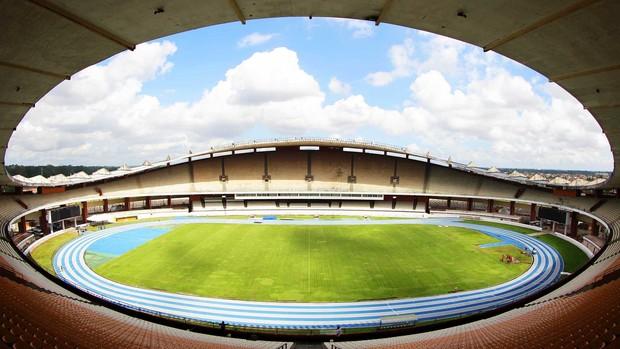 Estádio Mangueirão (Foto: Wagner Carmo/CBAt)