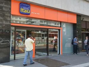 Banco Itaú (Foto: AFP)
