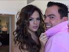 Sexy! Bruna Marquezine faz caras e bocas nos bastidores de ensaio