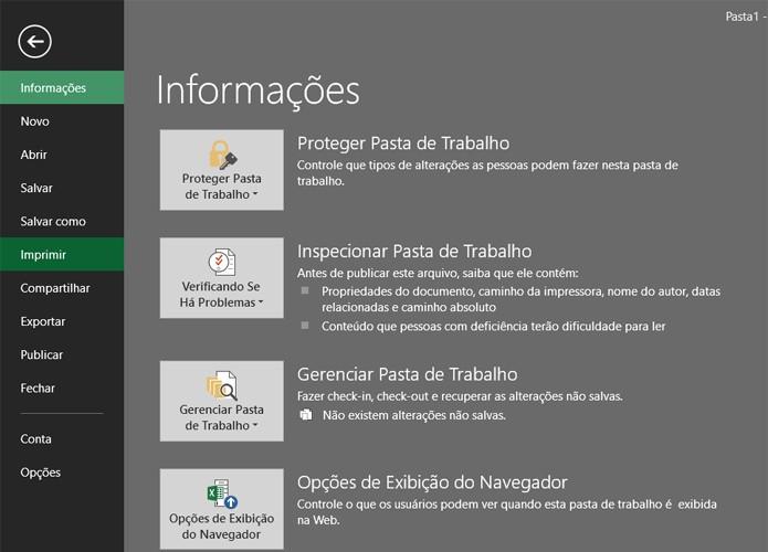 No menu de impressão, configurações permitem determinar limites e preenchimento de páginas (Foto: Reprodução/Filipe Garrett)