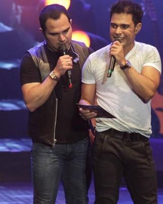 Zezé di Camargo e Luciano (Foto: Joka Madruga/G1)