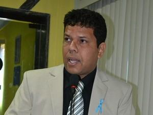 Deflagrada Operação Apocalipse da Polícia Civil de Rondônia. O vereador de Porto Velho Jair Montes foi preso na manhã desta quinta-feira  (Foto: Câmara de Vereadores/Divulgação)