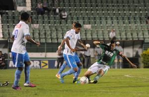 Guarani x Crac Edmilson (Foto: Israel Oliveira / Guarani FC)