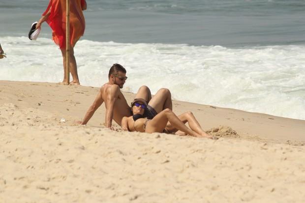 Rodrigo Hilbert e Fernanda Lima (Foto: J.Humberto/AgNews)