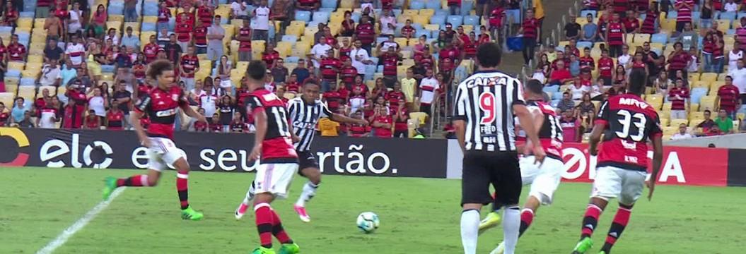 Flamengo x Atlético-MG - Campeonato Brasileiro 2017-2017 ... 87f7ec3fcafb7