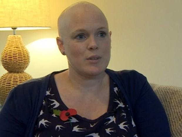 Heidi: '(O aborto) Nunca foi uma opção - eu já estava ligada ao bebê'  (Foto: BBC)