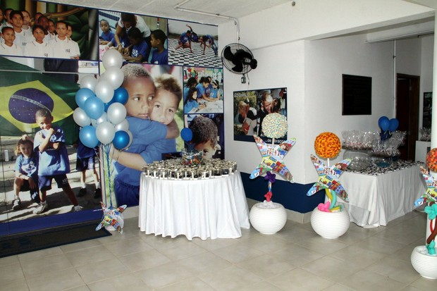 Fundação Xuxa Meneghel (Foto: Anderson Borde  / Agnews)