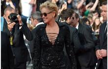 Veja o estilo de Sharon Stone e outras famosas em Cannes