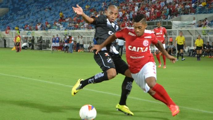 ABC vence América-RN e conquista segundo turno do Campeonato Potiguar (Foto: Jocaff Souza/GloboEsporte.com)