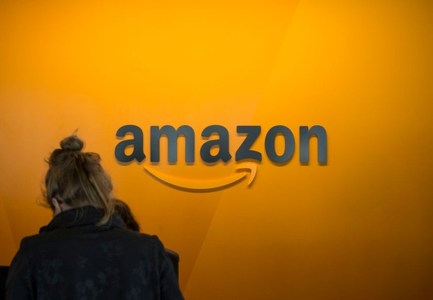 Sede da Amazon em Seattle, Washington (Foto: David Ryder/Getty Images)