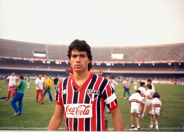 Confidencial Raí (Foto: Arquivo Histórico do São Paulo FC )