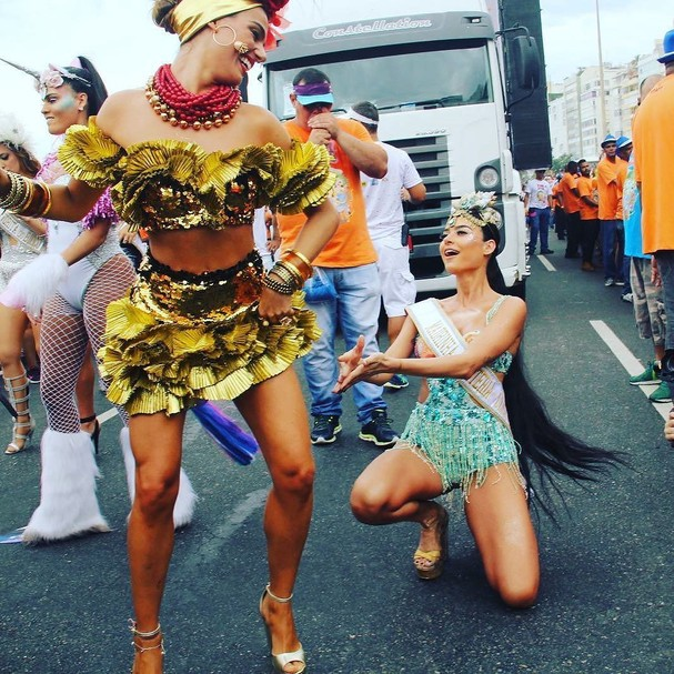 Carnaval (Foto: Instagram/Reprodução)