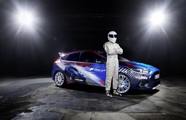 Ford Focus RS estará no Forza Motorsport 6 (Foto: Divulgação)