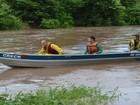 Pescadores desaparecem em rio após bote virar em Tupã