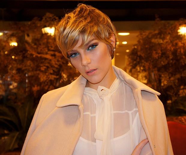 Isabella Santoni (Foto: Agnews)