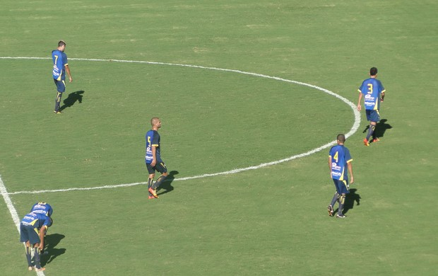 São Carlos perde em jogo da Série A2 (Foto: João Fagiolo)