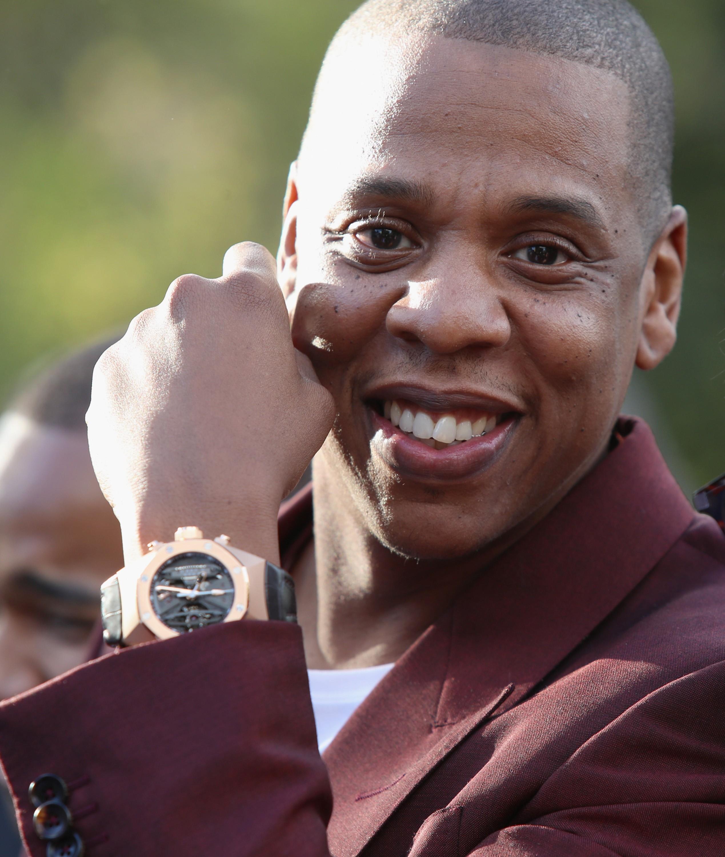 Jay Z, rapper, produtor e, acima de tudo, empresário (Foto: Getty Images/ Ari Perilstein)