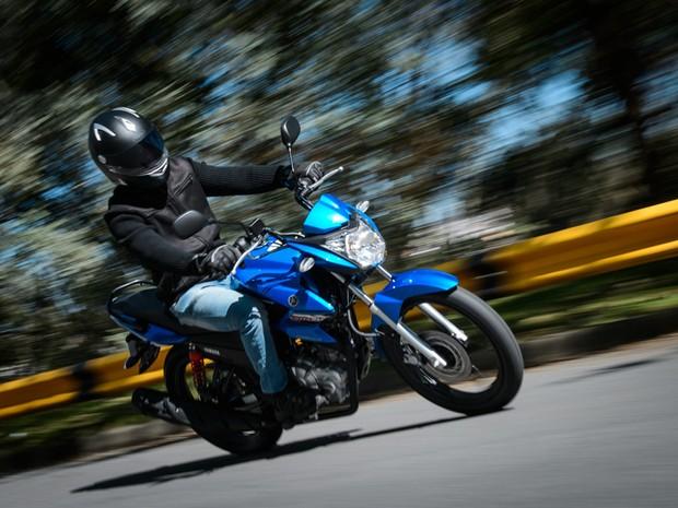Yamaha YS 150 Fazer (Foto: Divulgação)