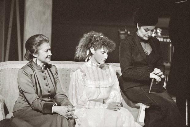 Três Irmãs, de Anton Chekhov (Foto: Reprodução)