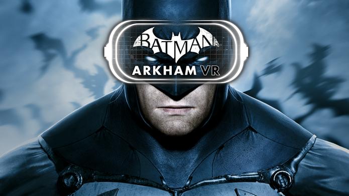 Batman Arkham VR é o novo game do Homem-Morcego (Foto: Divulgação/Warner)