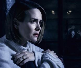 Sarah Paulson em cena de 'American horror story' | Reprodução