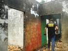 Polícia transfere para Itaituba suspeito de agredir ex-mulher e incendiar casa