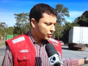 Carlos Renato Machado Confar (Foto: TV Integração/Reprodução)