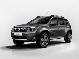 Renault Duster recebe a primeira atualização estética (Foto: Divulgação)