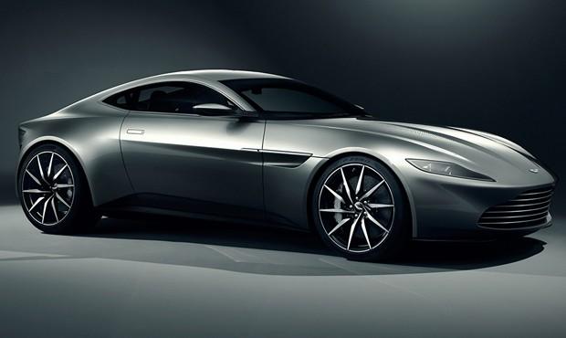 Aston Martin DB10 (Foto: Divulgação)